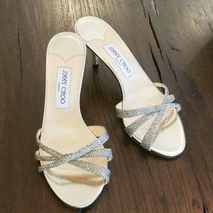 Jimmy Choo Sandals Size 8